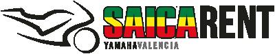 logo Yamaha Valencia Rent Saica